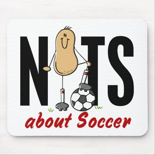 Soccer Nut 2 Mouse Mat