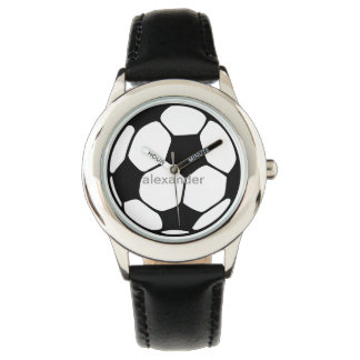 Soccer or Football Watch