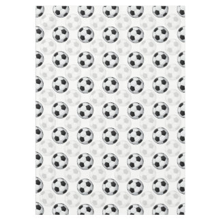Soccer Pattern | Cool Sport Gifts Tablecloth