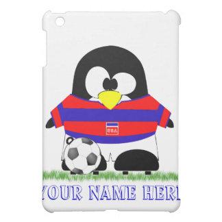 Soccer Penguin Cover For The iPad Mini
