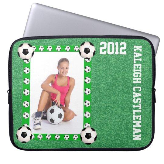 Soccer Photo Sleeve - SRF