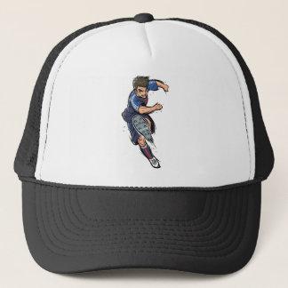 Soccer Player Trucker Hat