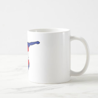 Soccer Player with Colorado Pride! Coffee Mug