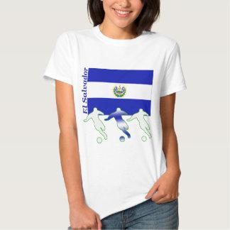 Soccer Players - El Salvador Tee Shirt
