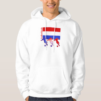 Soccer Players - Netherlands Hoodie
