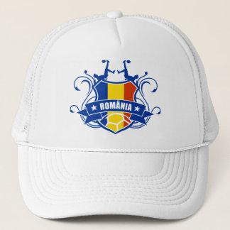 soccer ROMANIA Trucker Hat