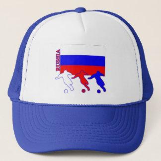 Soccer Russia Trucker Hat