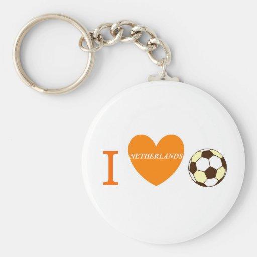 Soccer Season Key Chain