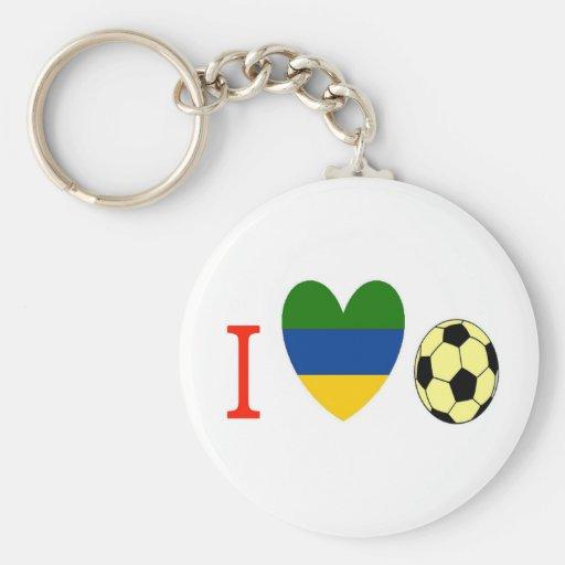 Soccer Season Keychain
