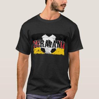 Soccer Shirt - German Flag