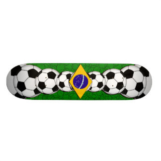 SOCCER SKATE BOARD DECKS