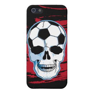 Soccer Skull iPhone 5 Covers
