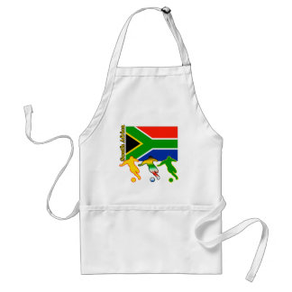 Soccer South Africa Standard Apron