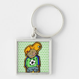 Soccer Sports Culture Keychains