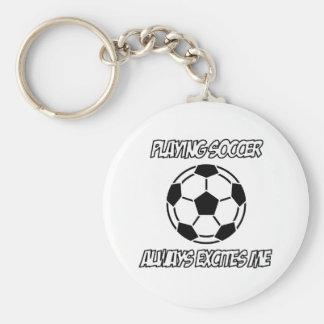soccer sports designs keychains