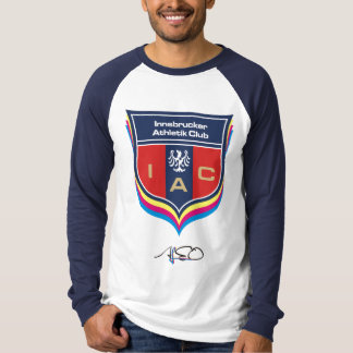 Soccer Style threefourcolours - A3 T-Shirt