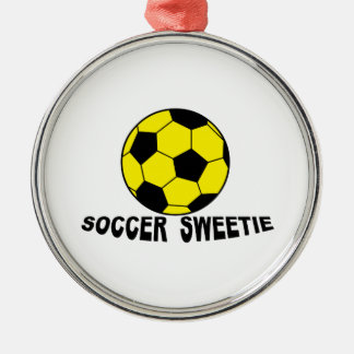 Soccer Sweetie Christmas Tree Ornament