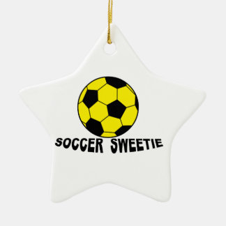 Soccer Sweetie Ornament