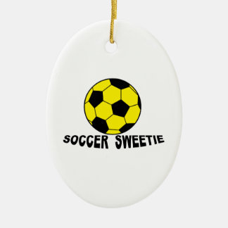 Soccer Sweetie Ornaments