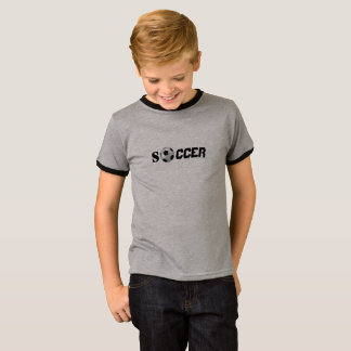 soccer t-shirt kid