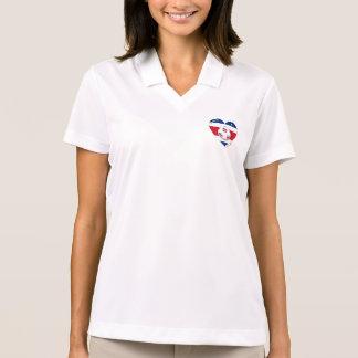 """Soccer Team """"COSTA RICA"""" FÚTBOL TICO nacional Polos"""