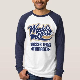 Soccer Team Manager Gift T-Shirt