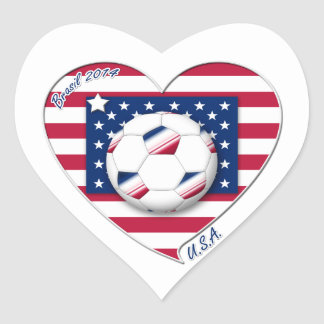 """Soccer Team """"U.S.A."""" Soccer of the United States"""
