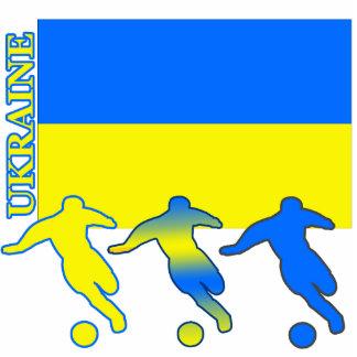 Soccer Ukraine Photo Cutout