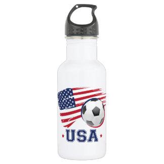 Soccer USA 532 Ml Water Bottle