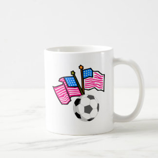 Soccer (USA) Coffee Mug