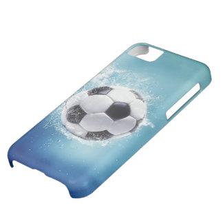 Soccer Water Splash iPhone 5C Case