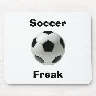 soccerball, Soccer, Freak Mouse Pad