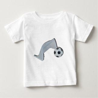 SoccerBallGoal050915 Baby T-Shirt