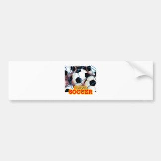 SocceriGuide Net Bumper Sticker