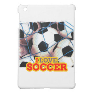 SocceriGuide Net iPad Mini Covers