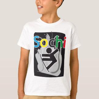 sochi snowboarden T-Shirt