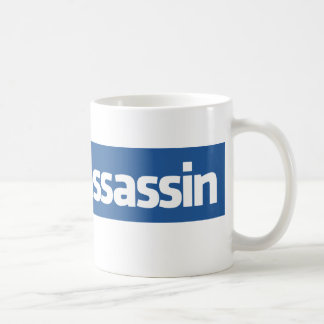 Social Assassin Coffee Mug