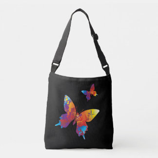 Social Butterflies Cross Body Bag