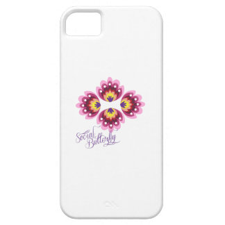 Social Butterfly iPhone 5 Cases