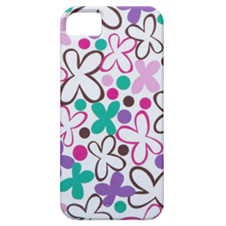 Social Butterfly - iPhone Case iPhone 5 Covers