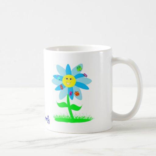 Social Butterfly Coffee Mug