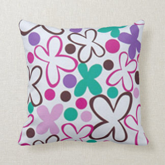 Social Butterfly Pillow Cushions