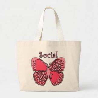Social Butterfly Bag