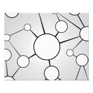 Social Circles Diagram Design Photograph