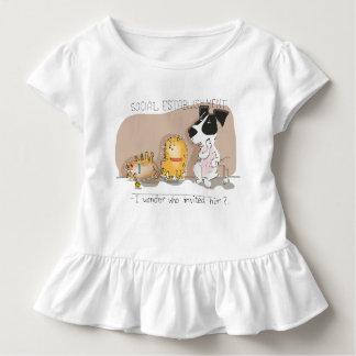 social establishment toddler T-Shirt