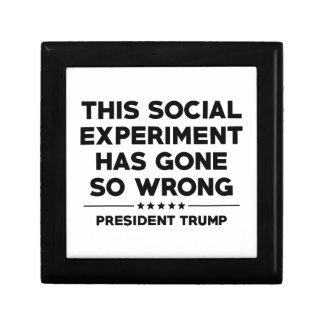 Social Experiment Gift Box