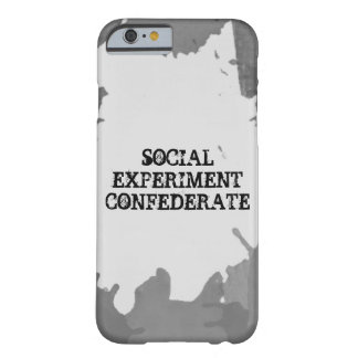 Social Experiment Iphone 6 Case