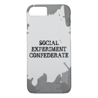 Social Experiment iPhone 7 Case