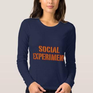 Social Experiment Tees