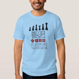 Social games t-shirt